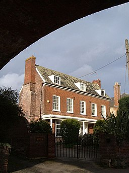 Queen Anne House, Lympstone - geograph.org.uk - 264666