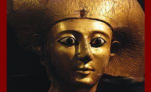 Sitdjehuti - Mask of Sitdjehuty