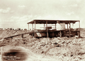 Queensland State Archives 2230 Cyanide works showing vats Charters Towers Goldfield 1897.png