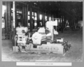 Queensland State Archives 3413 Rocklea workshops cold saw Brisbane 6 April 1936.png