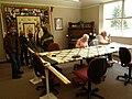 Quilt in Mennonite Heritage Village Steinbach Manitoba Canada 1.JPG