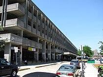 Quincy Center MBTA station, Quincy MA.jpg