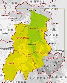 allier region auvergne - Image