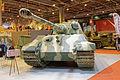 Rétromobile 2015 - Panzer VI Ausf B Tigre II - 1944 - 027.jpg