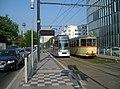 RBG 2106 and 1697 at Graf Adolf Platz.JPG