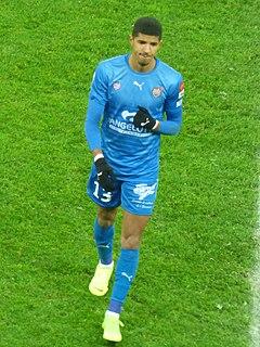 Dorian Bertrand football player