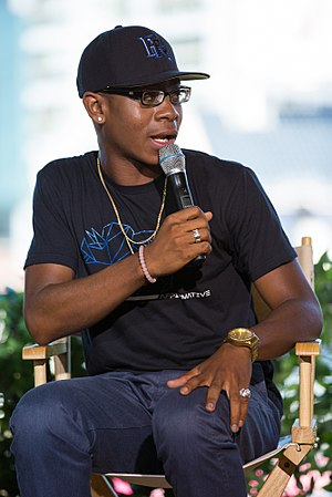 RJ Cyler - Cyler in July 2016