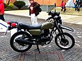 ROCA Kymco KTR125 Display at Armor School 20130302b.JPG