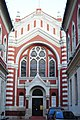 RO BV Brașov Sinagoga neologă.JPG