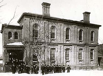 Winslow Chemical Laboratory - Winslow Chemical Laboratory in 1866
