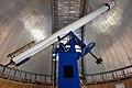 "Rachel 20"" refractor at Chabot Space Center (8688192758).jpg"