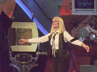 Raffaella Carrà - Carrà in 2008