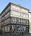 Raiffeisenhaus von 1679 - Eschwege Stad- Ecke Berggasse - panoramio.jpg