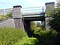 Railway bridge over footpath - geograph.org.uk - 521427.jpg