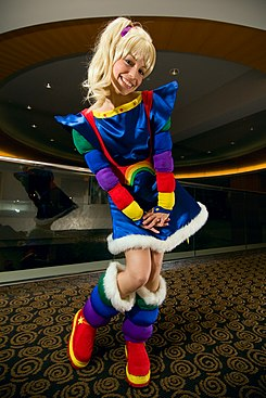 Rainbow Brite cosplay youmacon02.jpg