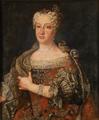 Rainha Dona Mariana Victória, Escola Portuguesa, séc. XVIII.png