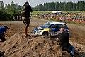 Rally Finland 2010 - shakedown - Patrik Sandell 1.jpg