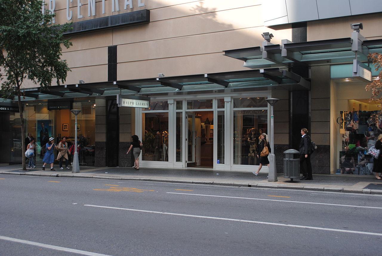 Ralph Lauren City Laukku : File ralph lauren store edward street brisbane city g
