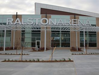 Ralston, Nebraska - Ralston Arena