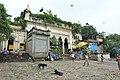 Ram Chandra Goenka Zenana Bathing Ghat - Riverbank Hooghly - Kolkata 2017-09-02 2483.JPG