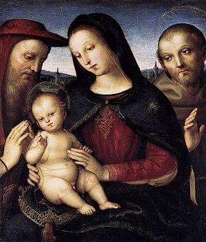 Raphael - Von der Ropp Madonna