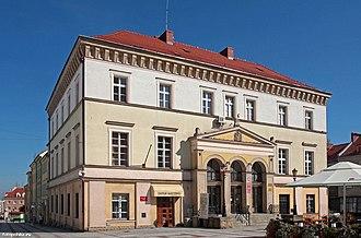 Złotoryja - Town Hall