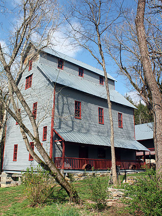 Readyville, Tennessee - Image: Readyville mill
