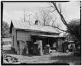 Rear Facade - 310 Dix Street (House), La Grange, Troup County, GA HABS GA,143-LAGR,11-2.tif