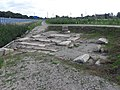 Recovered foundation of Stellung Hase near the A28 highway in Harderwijk 2020-08-22.jpg