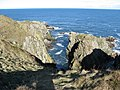 Redhythe Point near Portsoy - geograph.org.uk - 351239.jpg
