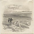 Redon - Two Figures in a Landscape, 1865.jpg