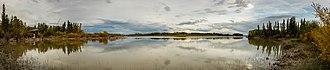 Tetlin National Wildlife Refuge - Image: Refugio Nacional de Vida Silvestre Tetlin, Alaska, Estados Unidos, 2017 08 24, DD 71 76 PAN
