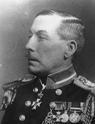 Reginald Bacon - Reginald Bacon in 1915