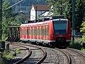 Reilsheim - DBAG Class 425 588-1 und Brücke über den Elsenz.JPG