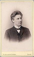 Reinhold Seeberg -  Bild