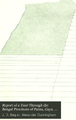 Report of a Tour through the Bengal Provinces cover.png