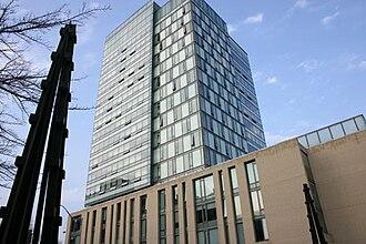Woodsworth College, Toronto - Woodsworth College Residence Building