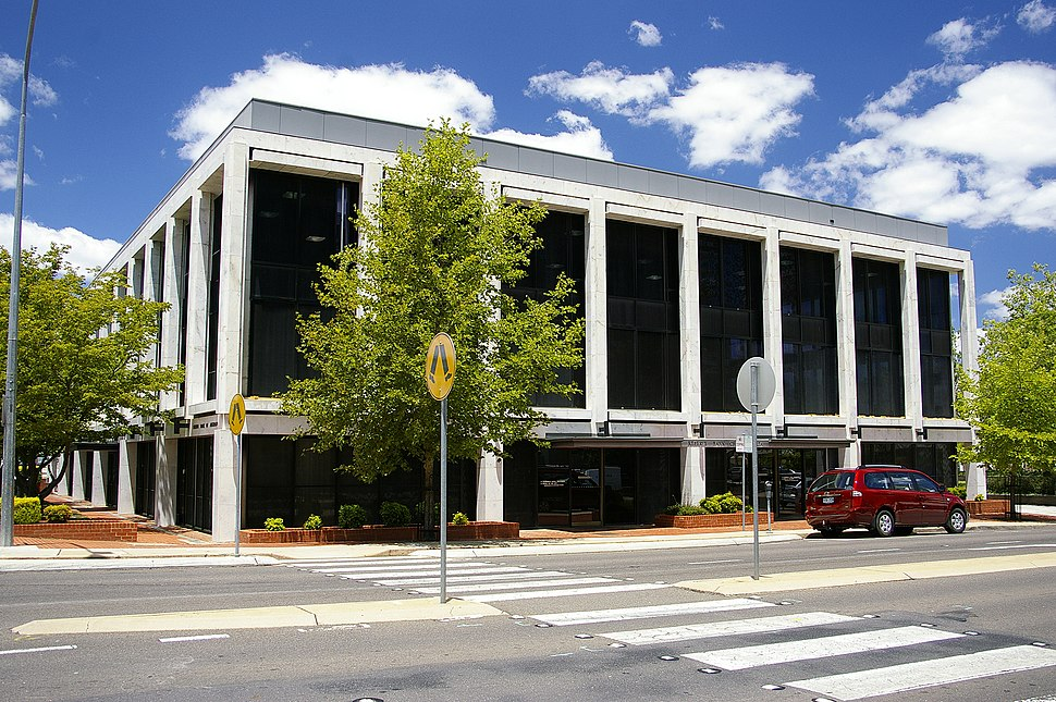 Reserve Bank of Australia - Canberra