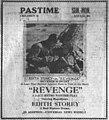 Revenge 1918 newspaper.jpg
