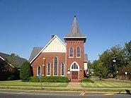 Revised First Presbyterian Church, Minden, LA IMG 5731