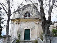 La chiesa parrocchiale di San Lorenzo a Vene