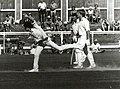 Richard Hadlee bowling and Ian Botham (non-striker).jpg
