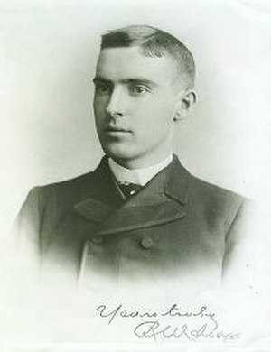 Richard Warren Sears - Sears as a young man.