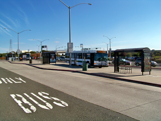 Richmond Parkway Transit Center