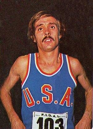 Rick Wohlhuter - Rick Wohlhuter in 1972