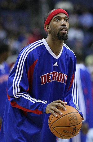 Richard Hamilton (basketball) - Hamilton led the Pistons in scoring for eight consecutive seasons.
