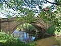River Esk and Lealholm Bridge through the trees - geograph.org.uk - 1598449.jpg