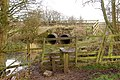 River Itchen flood relief culverts, Bascote Road, Long Itchington (2) - geograph.org.uk - 1610817.jpg