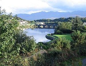 River Laune - River Laune at Killorglin