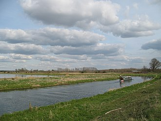 River Little Ouse - The river north of Lakenheath